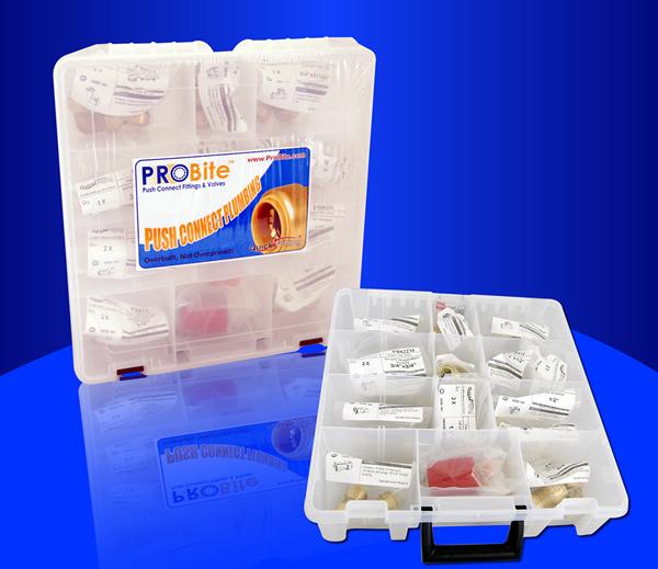 Push Connect Plumbing Kit