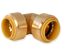 "Push Connect™ Elbow Fitting 3/8"" x 3/8"" PC Elbow"