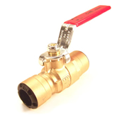 COPRO Push Connect Ball Valve 1/2""