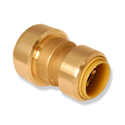 "Push Connectâ""¢ Reducing Coupling 1-1/4"" x 1"" Dual Seal Technology"